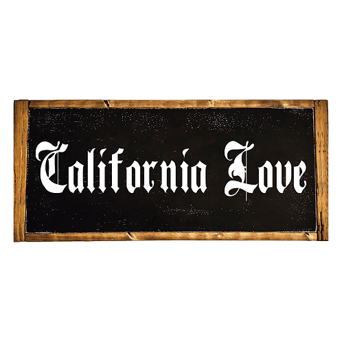 California Love Mini