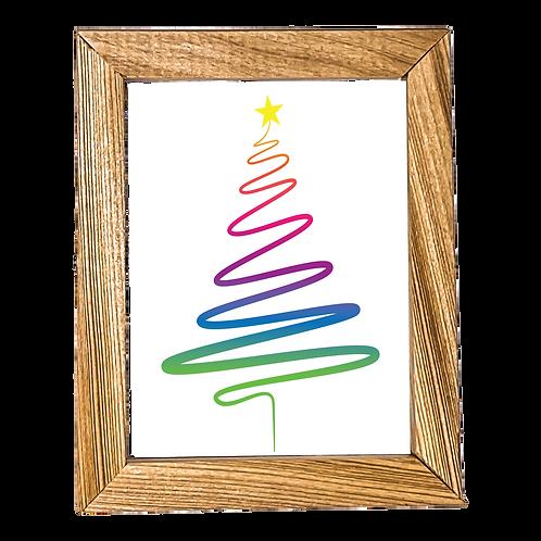 Mod Christmas Tree Micro