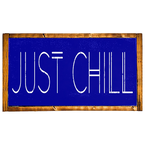 Just Chill Color