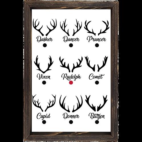 Reindeer Roster