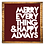 Thumbnail: Merry Everything