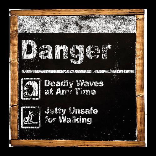 Maverick's Danger // BLACK