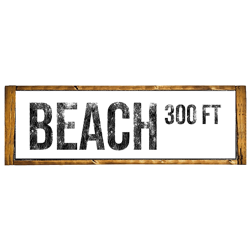 Beach 300ft (Shorty)