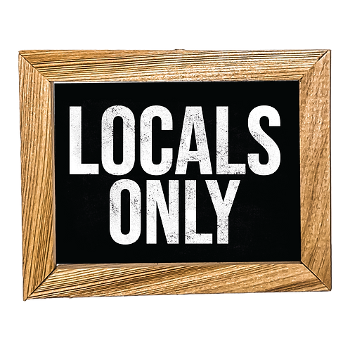 Locals Only Micro