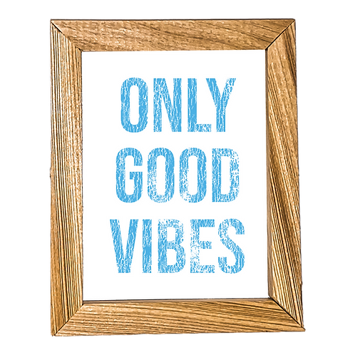 Only Good Vibes Micro