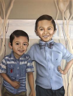 David & Steven