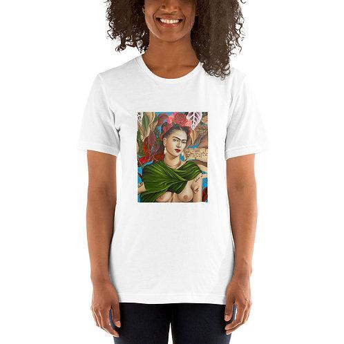 """""""Frida Kahlo"""" Unisex T-Shirt"""