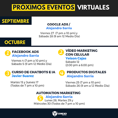 Copia de Membresia De Marketing Digital