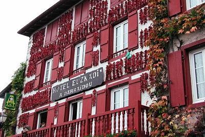 petit village d'Espelette