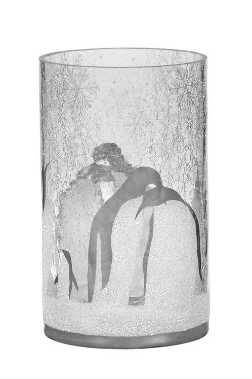 PENGUIN CRACKLE - JAR HOLDER