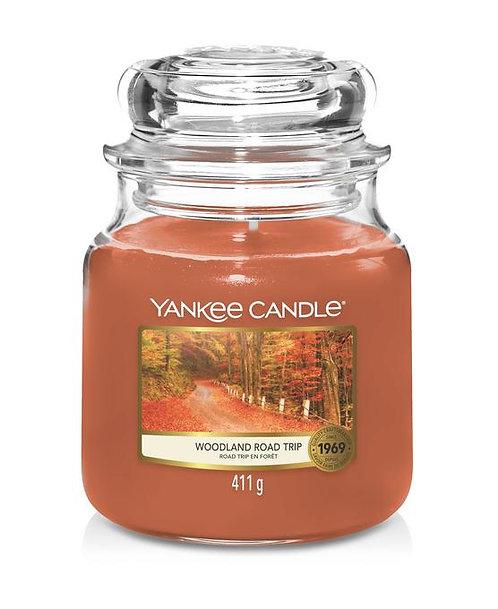 Woodland Road Trip - Original Medium Jar Candle