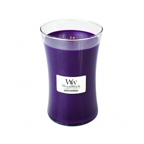 SPICED BLACKBERRY LARGE HOURGLASS CANDLE