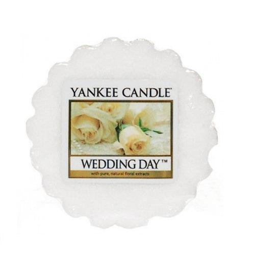 TART WEDDING DAY