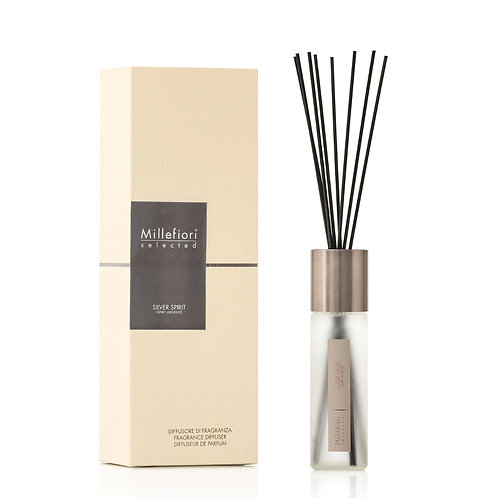 100ML SELECTED DIFFUSER - SILVER SPIRIT
