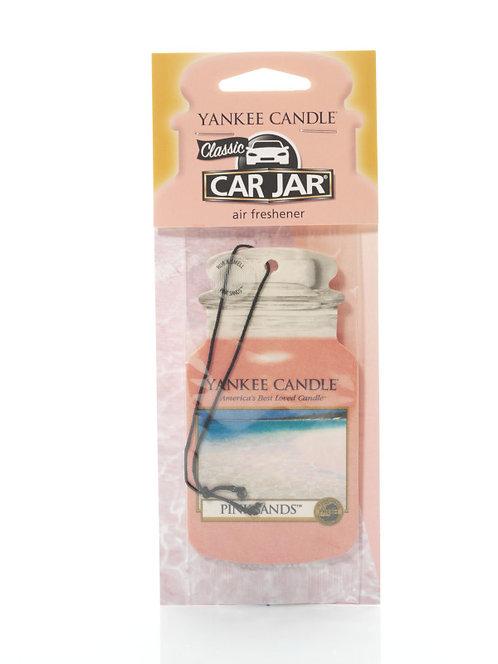 CAR JARS - PINK SANDS