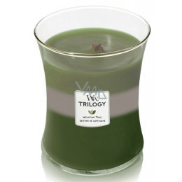 MOUNTAIN TRAIL TRILOGY MEDIUM HOURGLASS CANDLE