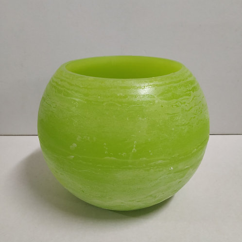 FLOATING ROUND 20CM GREEN