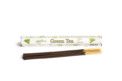 INCENSE STKS GREEN TEA