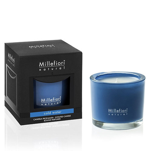 SCENTED CANDLE COLD WATER