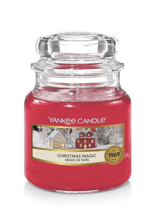 SMALL JAR - CHRISTMAS MAGIC
