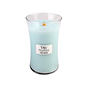 PURE COMFORT LARGE HOURGLASS CANDLE