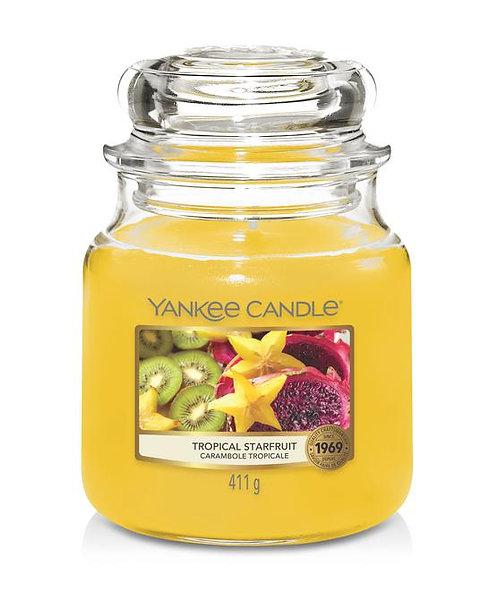 Tropical Starfruit - Original Medium Jar Candle