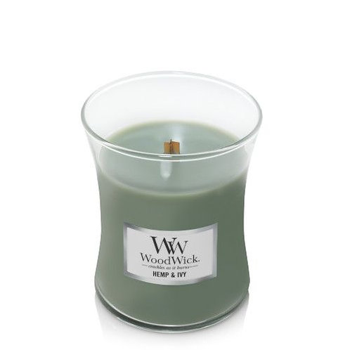 HEMP & IVY MEDIUM HOURGLASS CANDLE