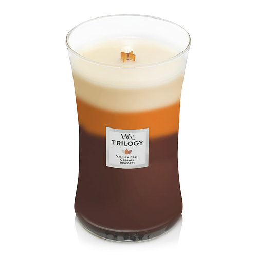 CAFE SWEETS TRILOGY LARGE HOURGLASS CANDLE