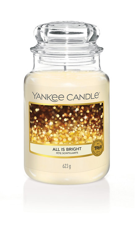 CLASSIC LARGE JAR - ALL IS BRIGHT