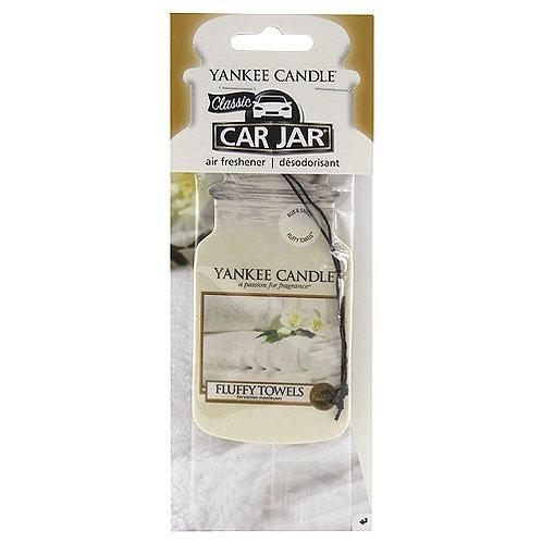 CAR JAR - FLUFFY TOWELS