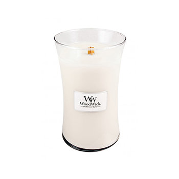 ISLAND COCONUT LARGE HOURGLASS CANDLE