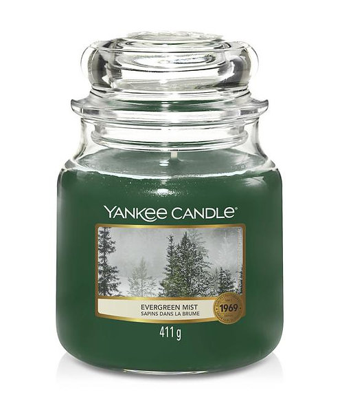 Evergreen Mist - Original Medium Jar Candle