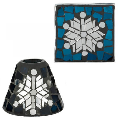 WINTER GLIMMER - SML SHADE & TRAY