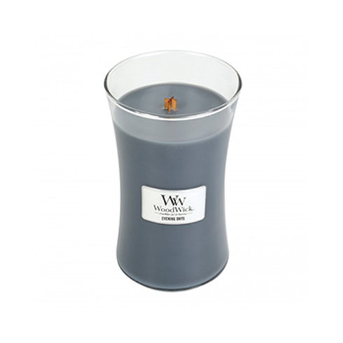 EVENING ONYX LARGE HOURGLASS CANDLE