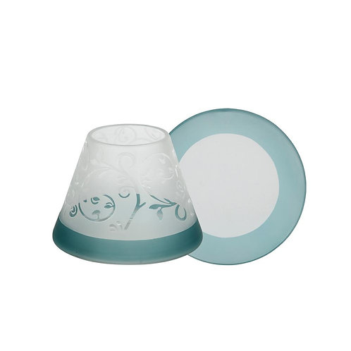 TEAL VINE S SHADE & TRAY