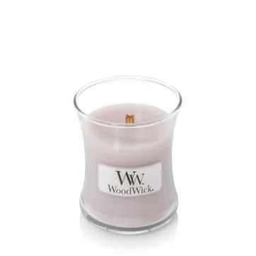 WILD VIOLET MINI HOURGLASS CANDLE