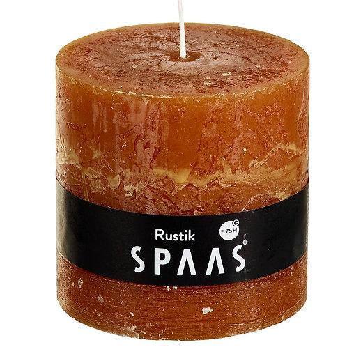 Rustic Pillar 100X100 Cinnamon Brown