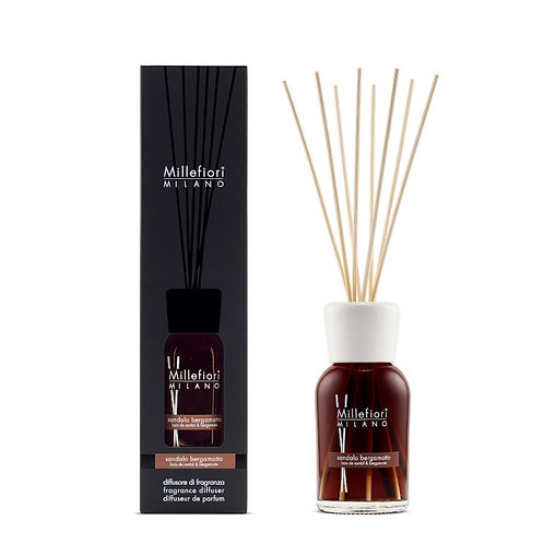 250ML REED DIFFUSER SANDALO BERGAMOTTO