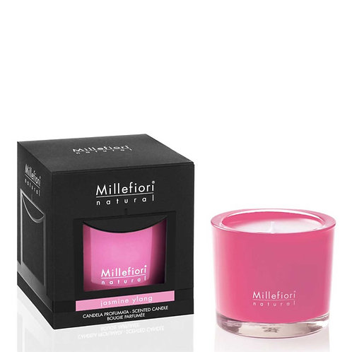 SCENTED CANDLE JASMINE YLANG