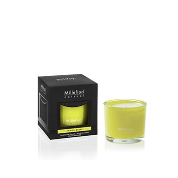 SCENTED CANDLE LEMON GRASS