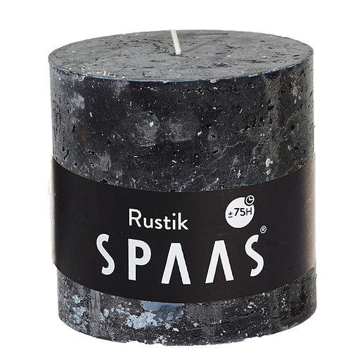 Rustic Pillar 100X100 Black