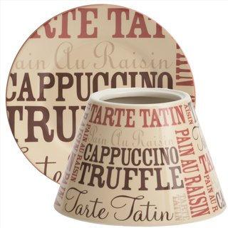 CAFE CULTURE - LRG SHADE & TRAY