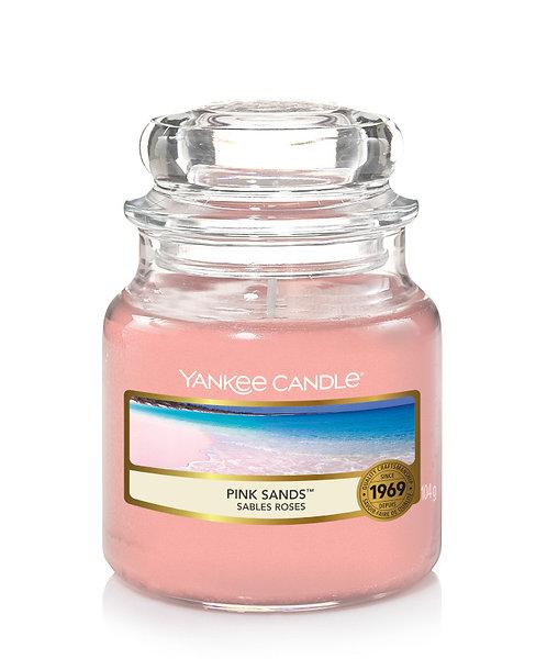 CLASSIC MED. JAR PINK SANDS