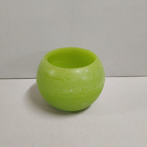 FLOATING ROUND 15CM GREEN