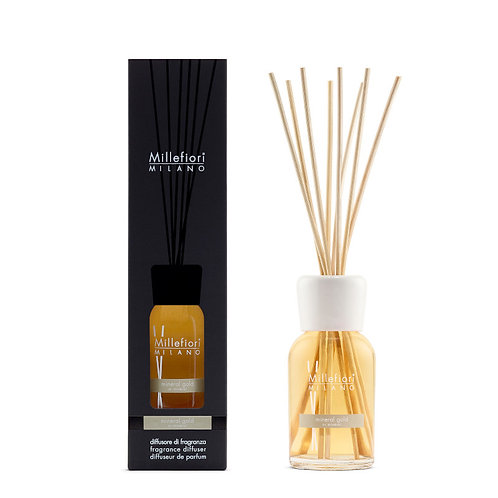 250ML REED DIFFUSER MINERAL GOLD