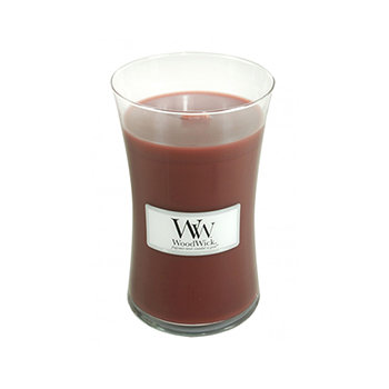 REDWOOD LARGE HOURGLASS CANDLE