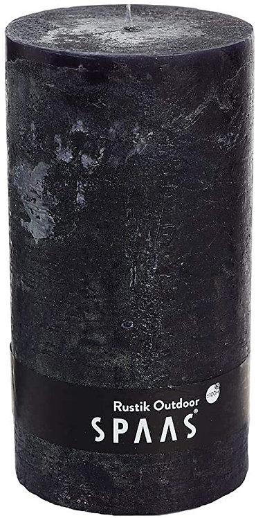 RUSTIC PILLAR 100X200 BLACK