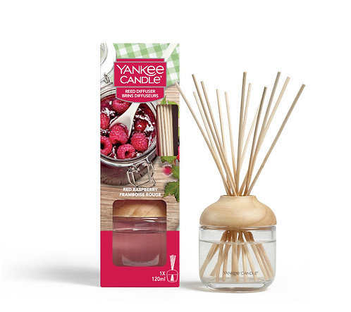ORIGINAL REED DIFFUSER RED RASPBERRY