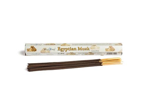 INCENSE STKS EGYPTIAN MUSK