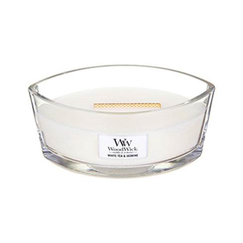 WHITE TEA & JASMINE ELLIPSE JAR